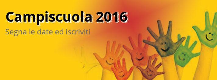 Campiscuola 2016