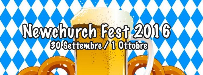 Newchurch Fest 2016