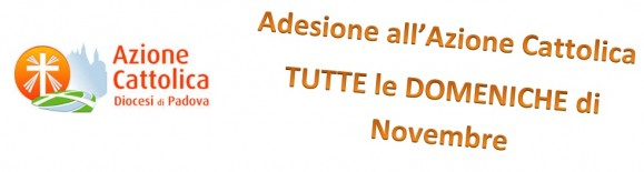 Adesione Azione Cattolica