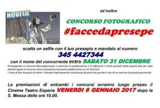 #FaccedaPresepe